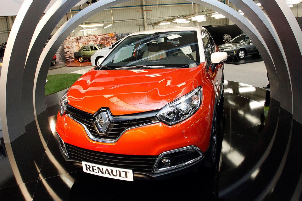 Renault отзовет с рынка около 15 000 кроссоверов Captur с дизельными двигателями