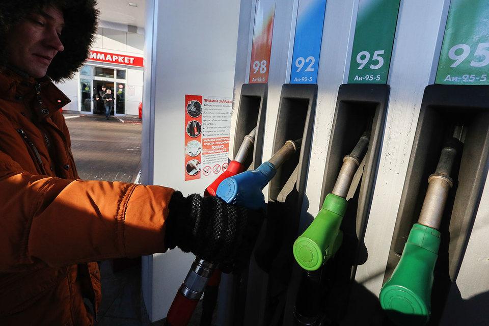 Бензин не заметил дешевую нефть