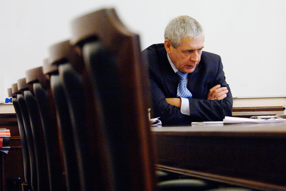 Сергей Шаталов покинул пост