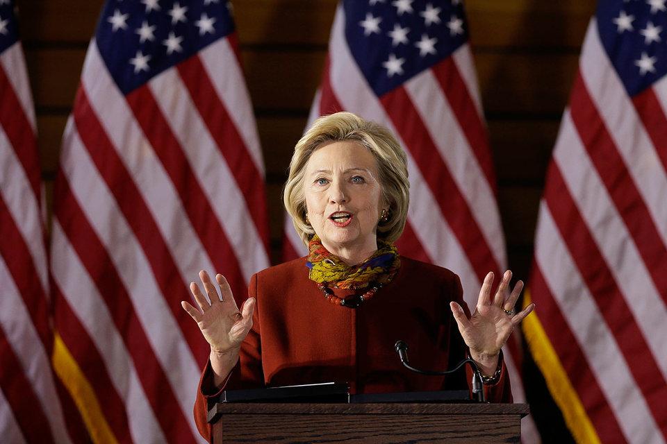Клинтон вспомнила о перезагрузке