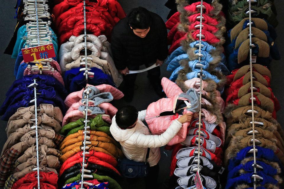 Общий объем розничных продаж составил 30,01 трлн юаней ($4,57 трлн)