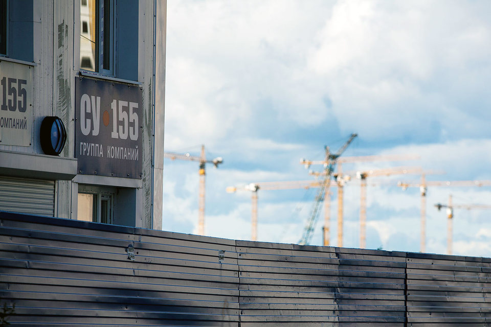 Строительство объектов «СУ-155» в Петербурге и Ленобласти начнется не ранее апреля
