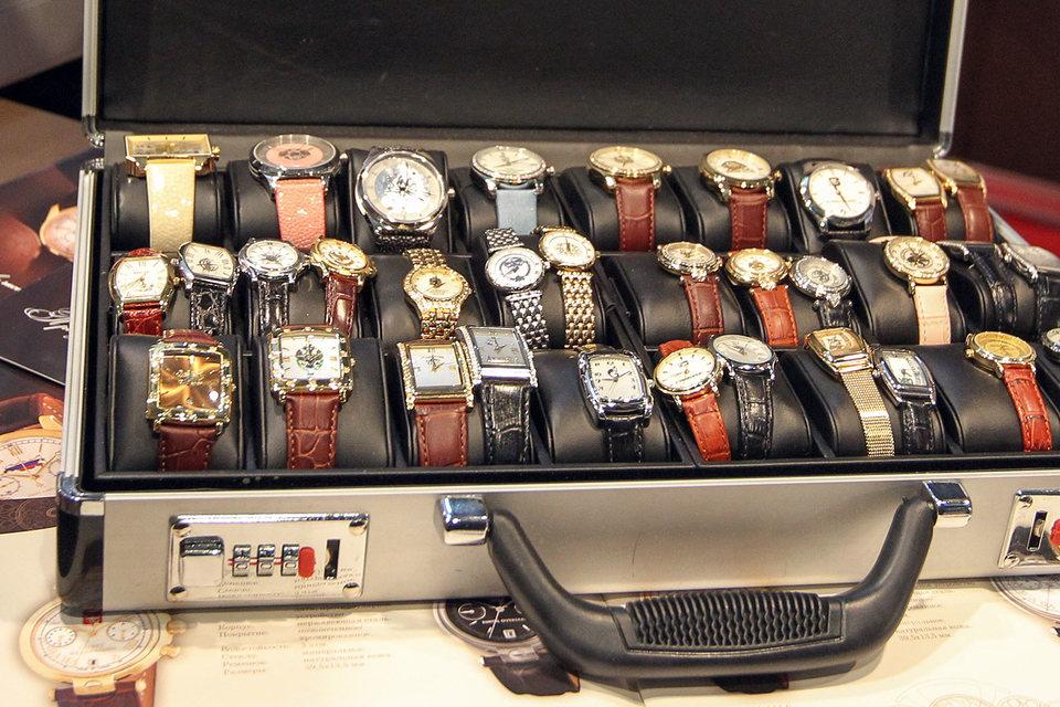 Российские часовщики просят вернуть заградительные пошлины на ввоз наручных часов