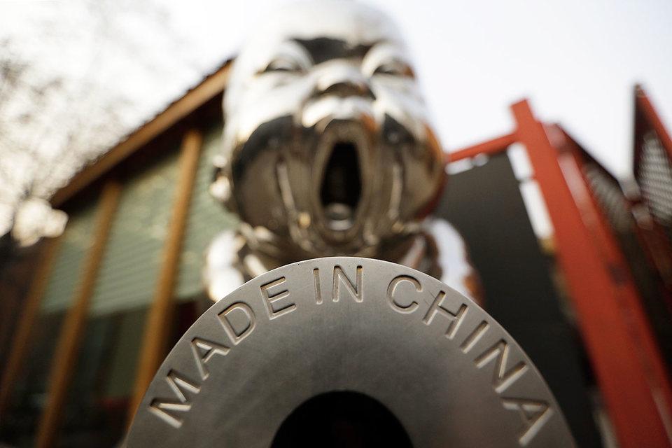 Китай пытается продемонстрировать изменение экономической модели