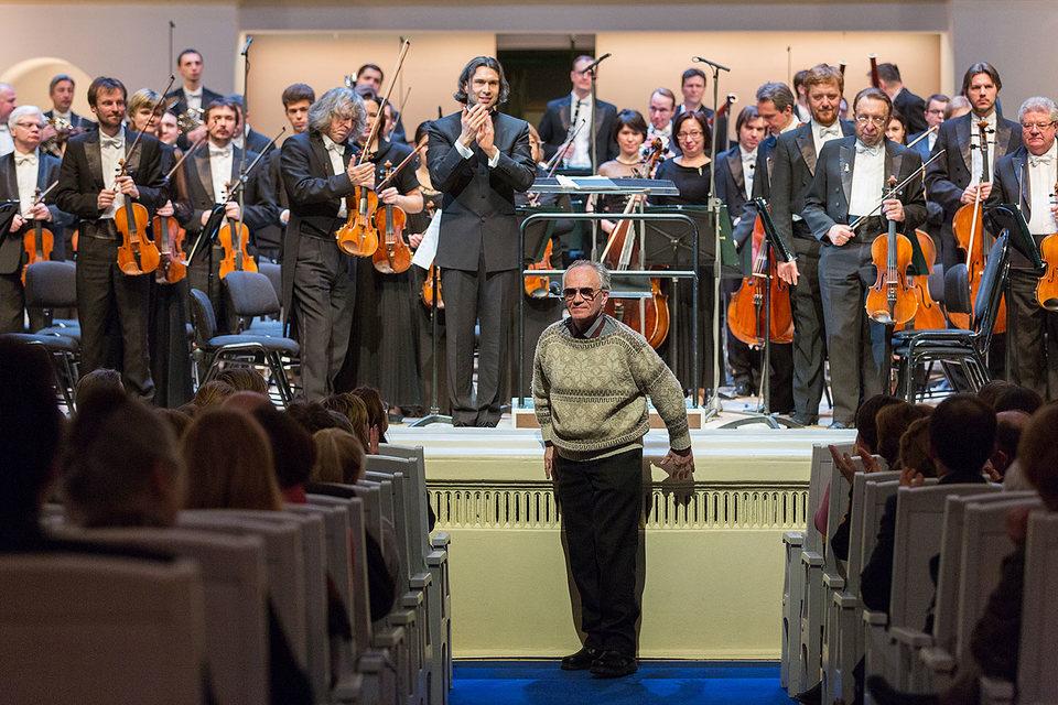 Александр Вустин стал первым в Москве «композитором в резиденции»