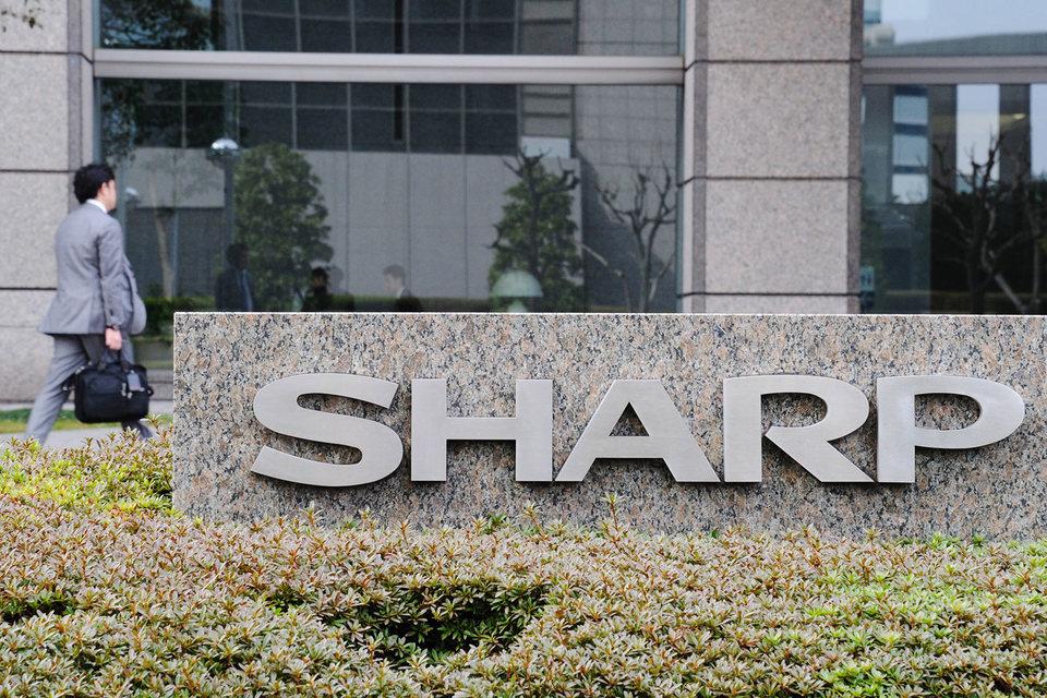 Sharp могут  купить за $5,1 млрд