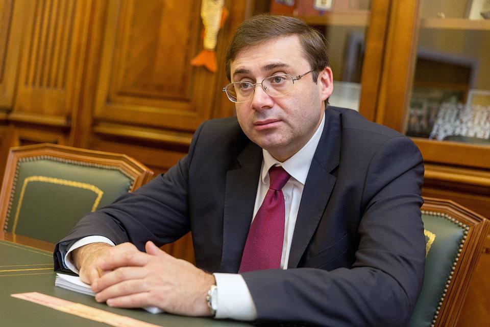 Первый заместитель председателя Банка России Сергей Швецов