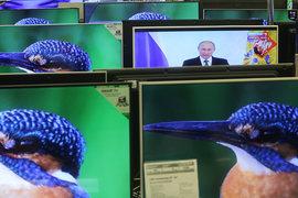 Зрители все чаще смотрят тематические каналы, а не федеральное ТВ