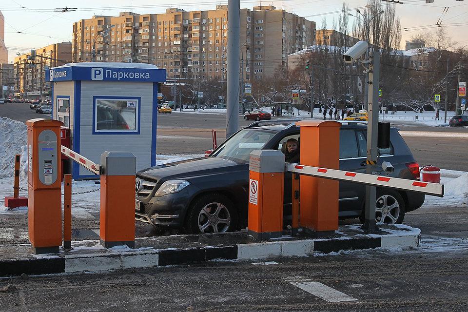 В системе оплаты парковок в Москве периодически случаются существенные сбои