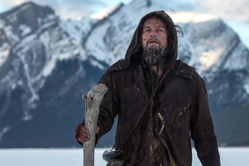 Плохая погода в Америке оказалась на руку фильму «Выживший», который стал теперь не только фаворитом «Оскара», но и новым лидером кинопроката