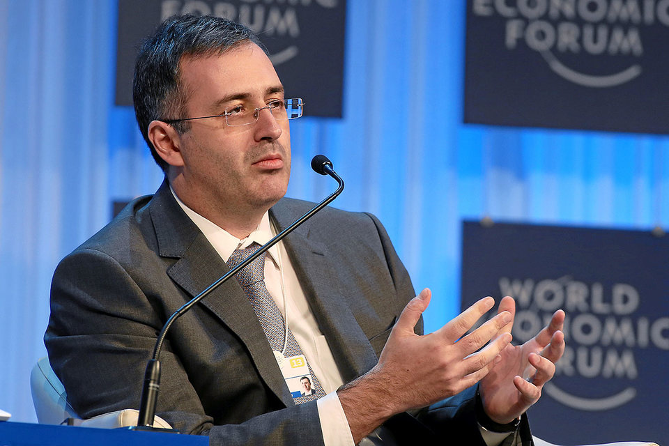 Экономист Сергей Гуриев