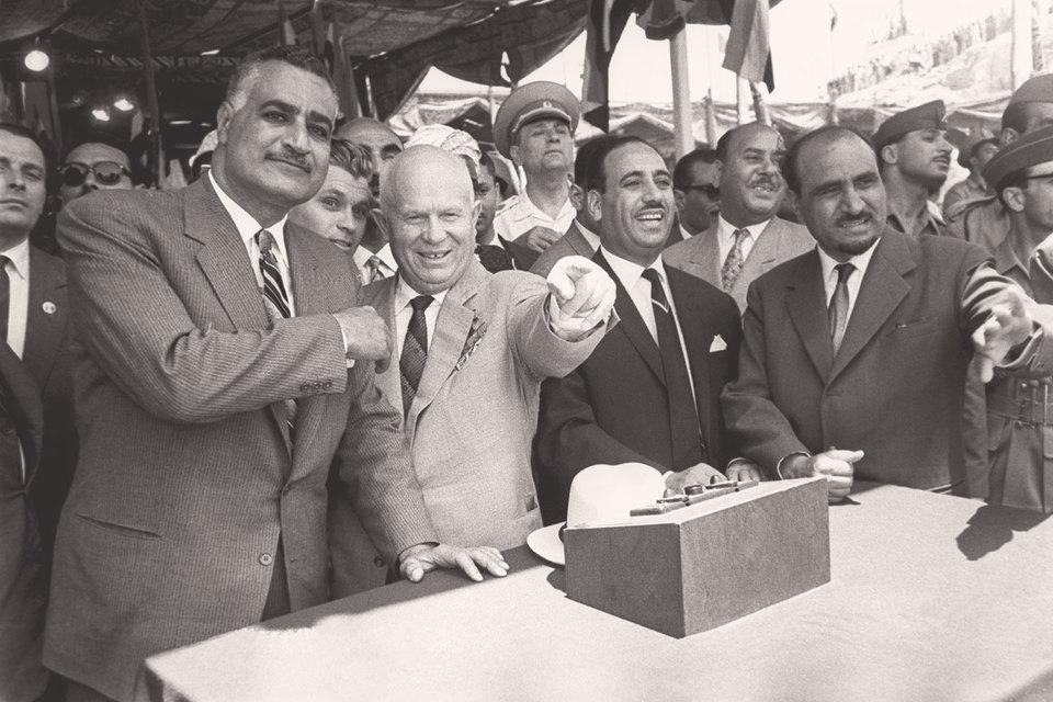 Если бы Никита Хрущев узнал, что президент Египта Гамаль Абдель Насер – суннит, он бы просто этого не понял