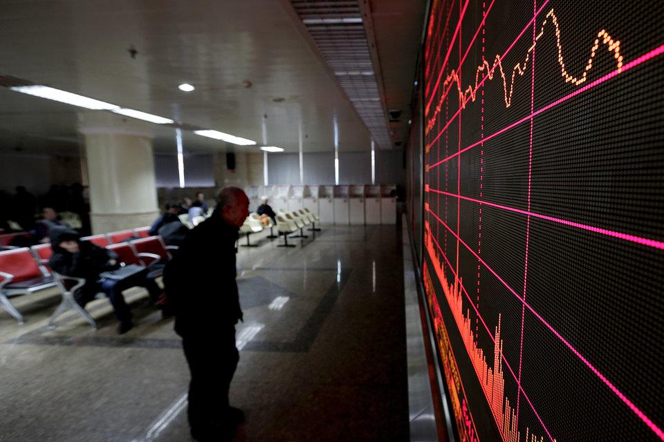 Ожидать скорого окончания падения китайского рынка не стоит