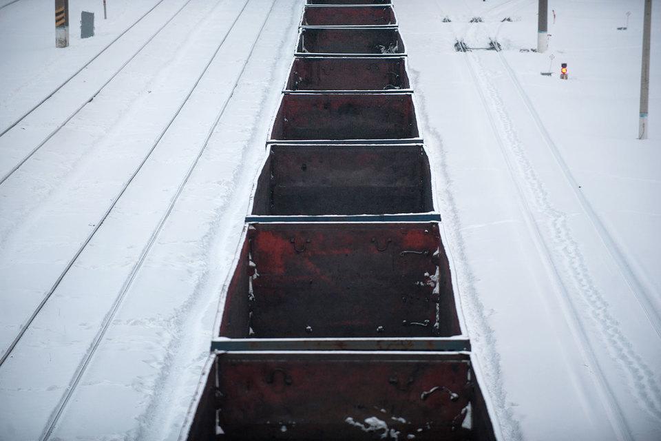 УВЗЛ управляет более чем 40 000 вагонов, большая их часть — полувагоны