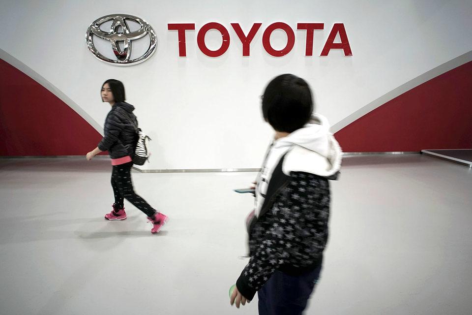 Toyota четвертый год подряд остается мировым лидером по продажам