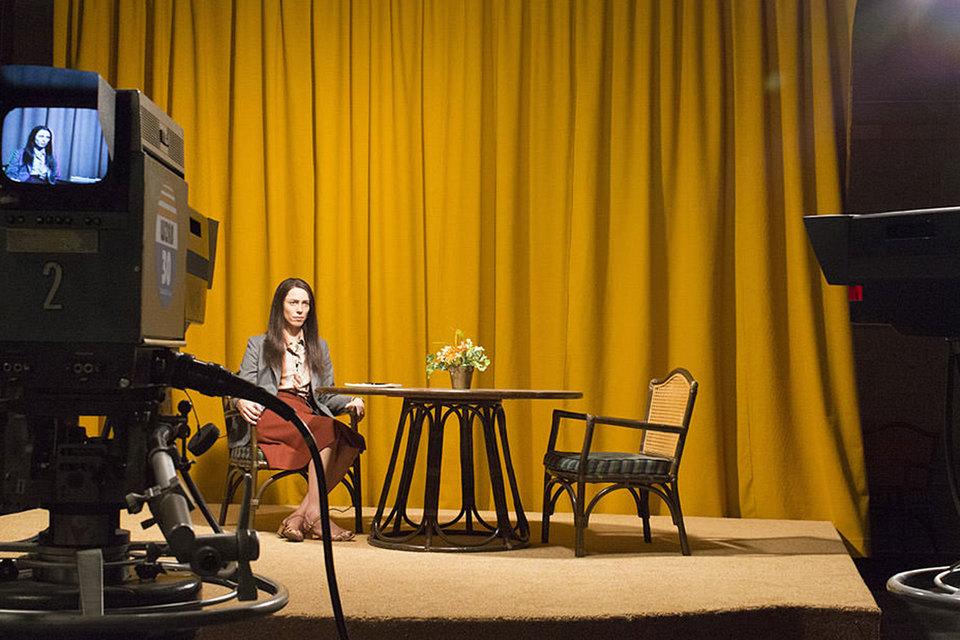 В фильме «Кристина» вновь осмысляется трагическая история телеведущей 1970-х Кристины Чаббак