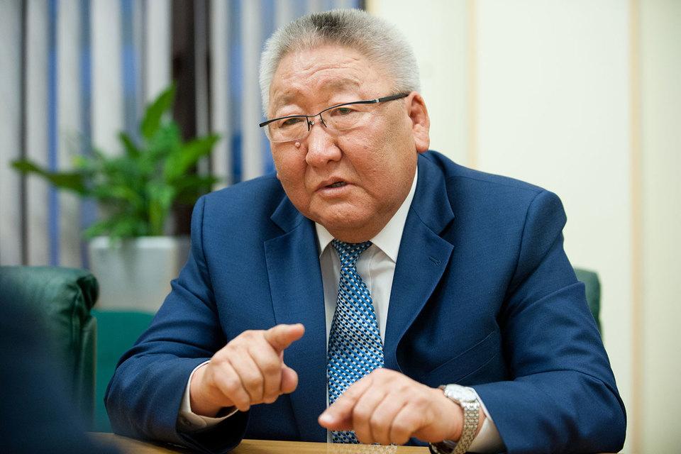 Глава Республики Саха (Якутия) Егор Борисов