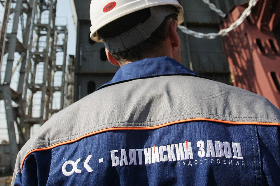 Арбитражный суд утвердил мировое соглашение кредиторов с Балтийским заводом