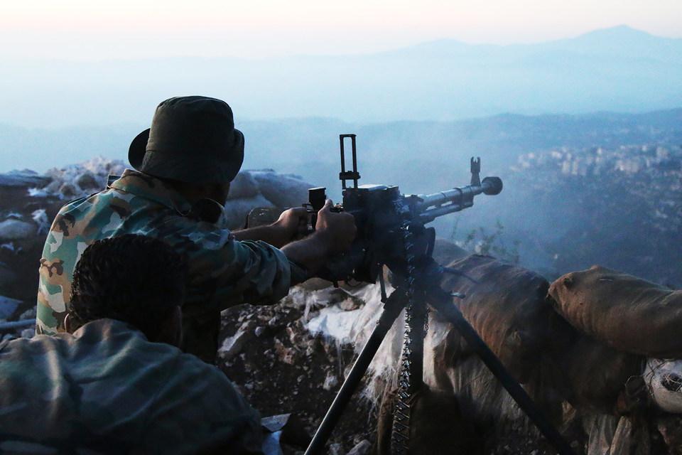 Переговоры между оппозицией и Асадом могут начаться в воскресенье