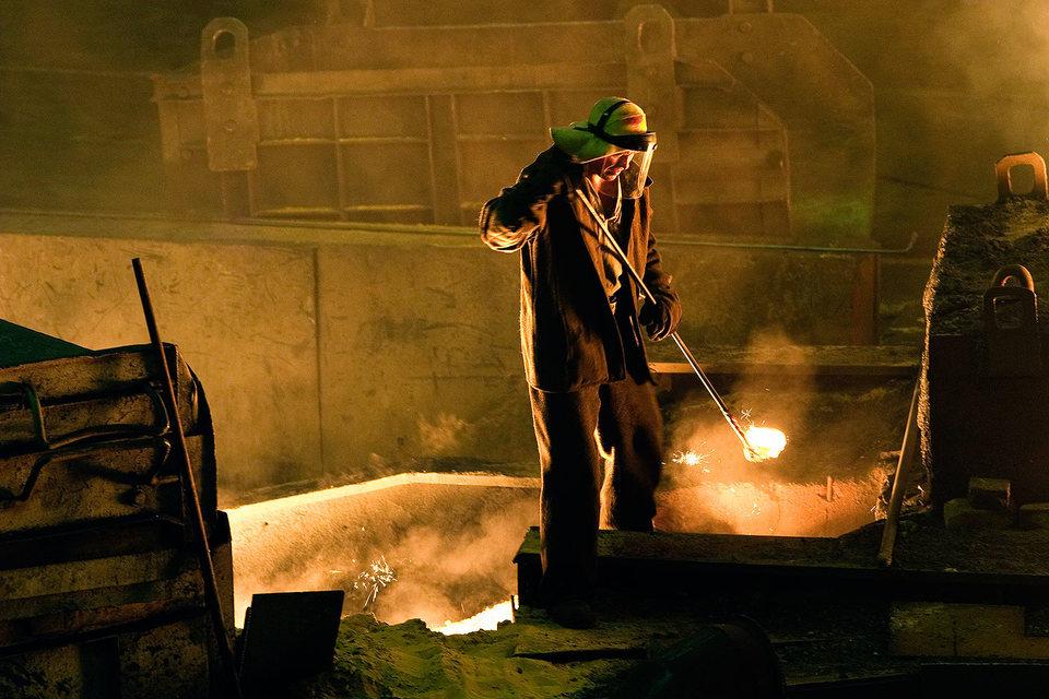 Сталелитейные компании переживают тяжелые времена из-за избытка предложения и слабого спроса на свою продукцию