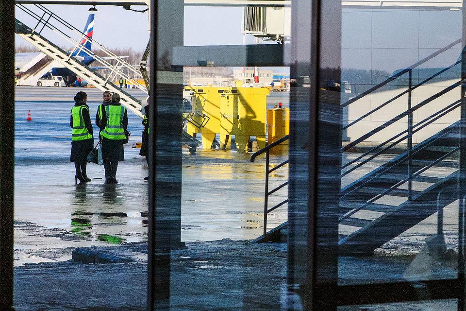Несмотря на снижение пассажиропотока, выручка аэропорта «Пулково» в 2015 г. выросла на 15%