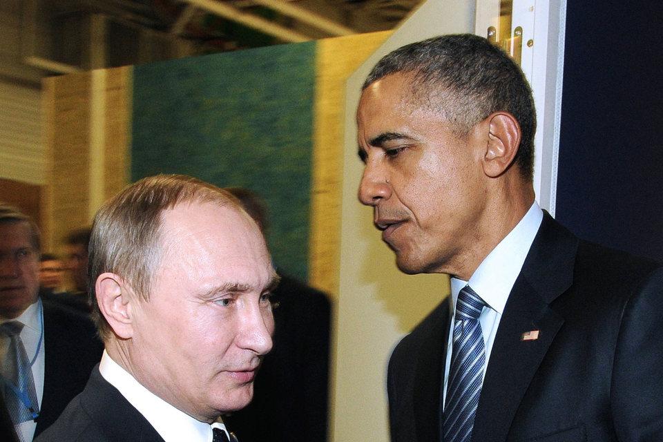 Президент США Барак Обама давно знал о «коррумпированности»  российского коллеги Владимира Путина, уверяют в Белом доме