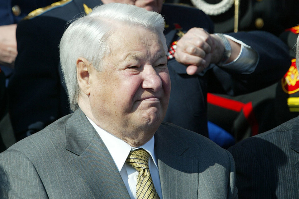 Отношение россиян к Борису Ельцину остается негативным, выяснил «Левада-центр»