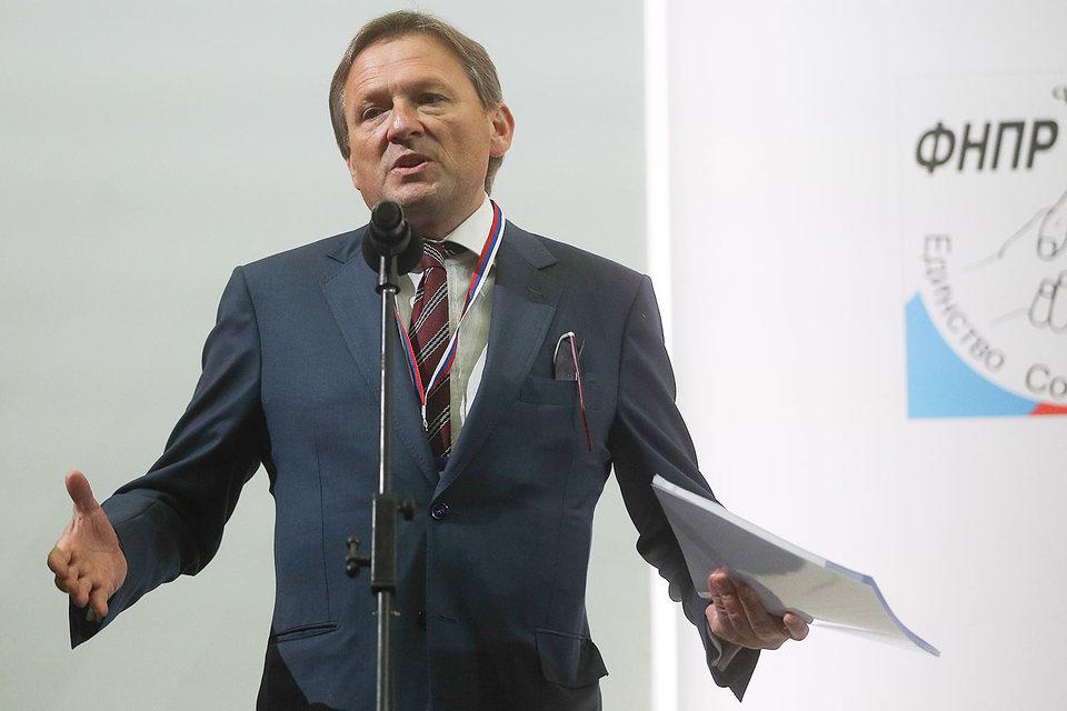 Активное участие в подготовке проекта, по его словам, принял уполномоченный при президенте по правам предпринимателей Борис Титов