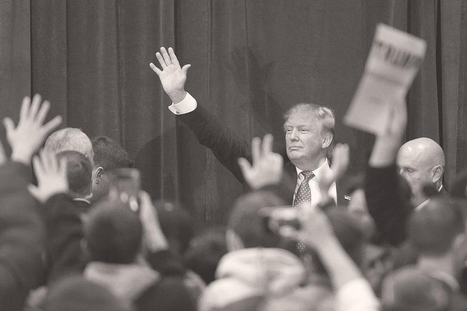 Образ самоуверенного богача обеспечил Дональду Трампу значительную поддержку среди бедных и малообразованных слоев, которые прежде неохотно ходили на выборы