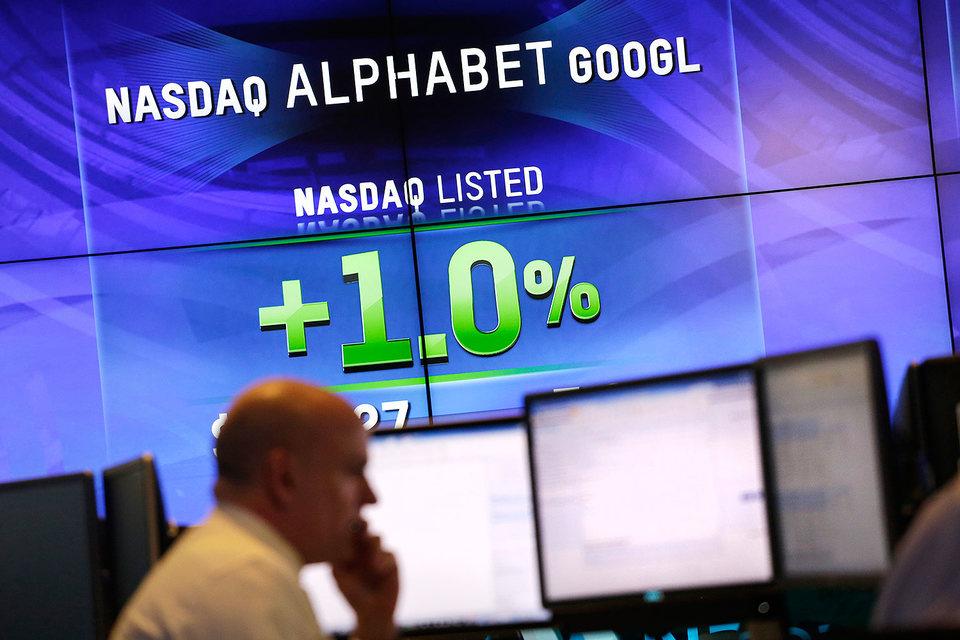 Бизнес Alphabet растет быстрее, чем у Apple