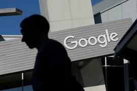 Google – первая буква в алфавите