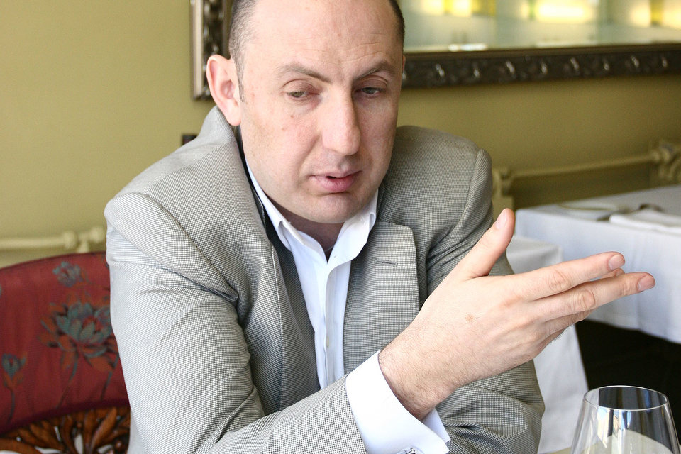 Кехман должен Сбербанку 4,3 млрд руб.