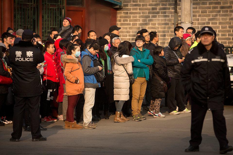 Ezubo была закрыта в декабре, после того как ее инвесторы вышли на демонстрации в Пекине