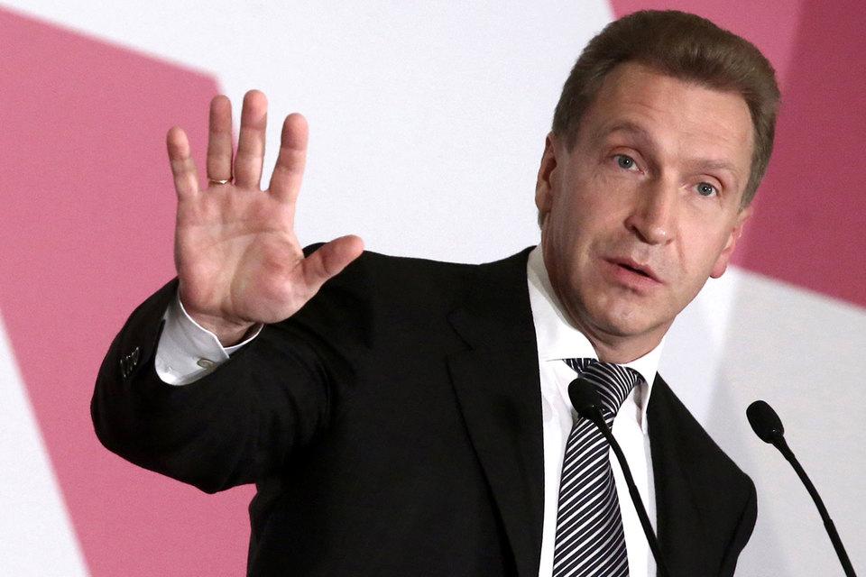 Игорь Шувалов призвал запретить госорганам строить новые здания