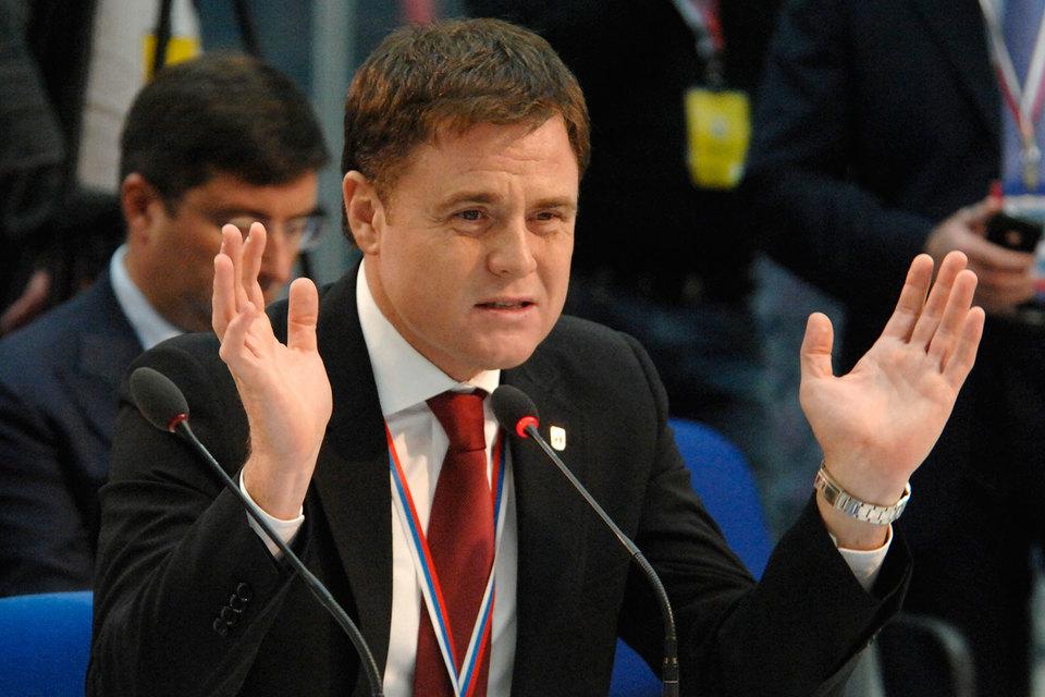 Путин принял отставку губернатора Тульской области Владимира Груздева