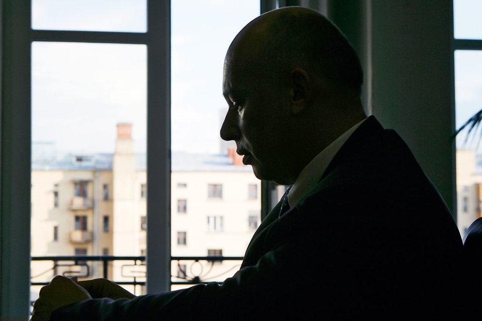 Российский миллиардер Олег Бойко