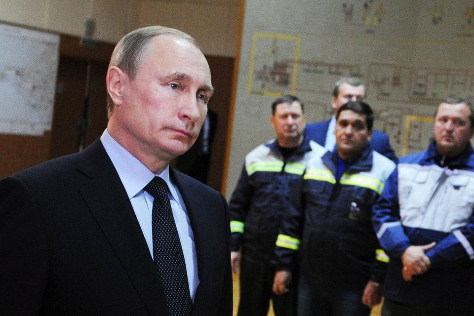 Путин поручил сделать платежи за электроэнергию прозрачнее