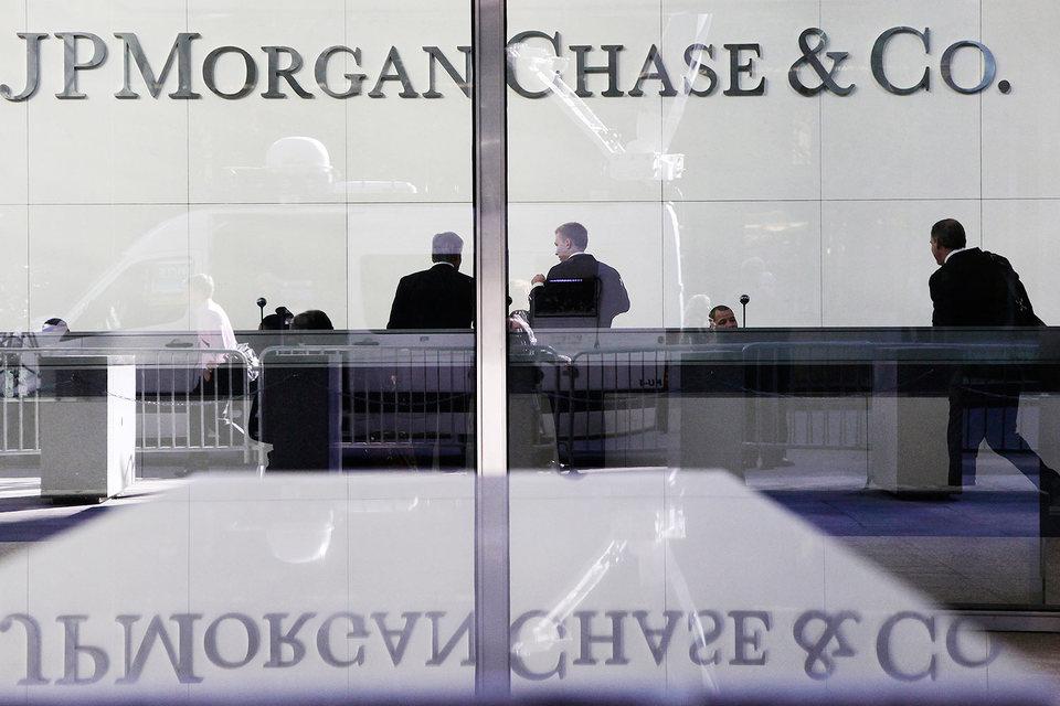 Нью-йоркский офис JPMorgan