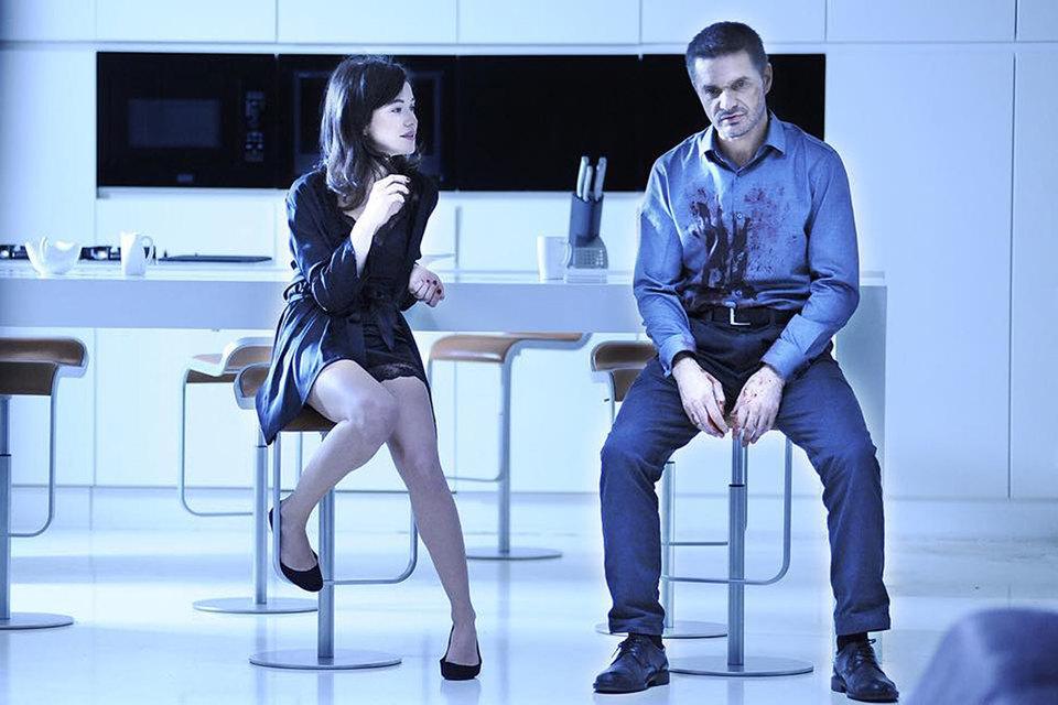 Кадр из сериала «Клим», весь сезон которого доступен для просмотра в интернете