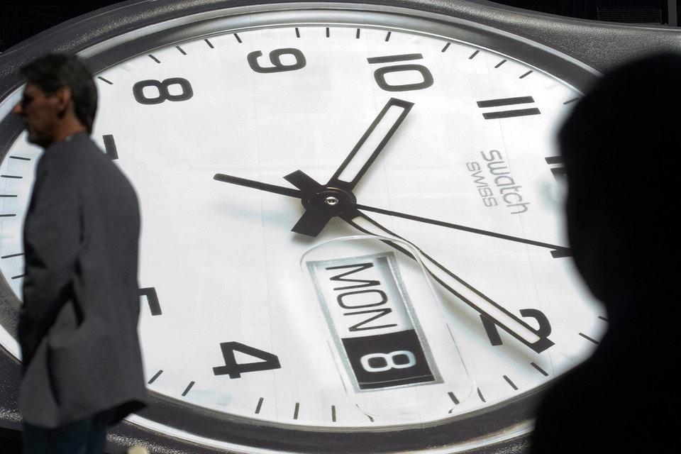 Основной доход Swatch Group по-прежнему дает производство часов и ювелирных украшений