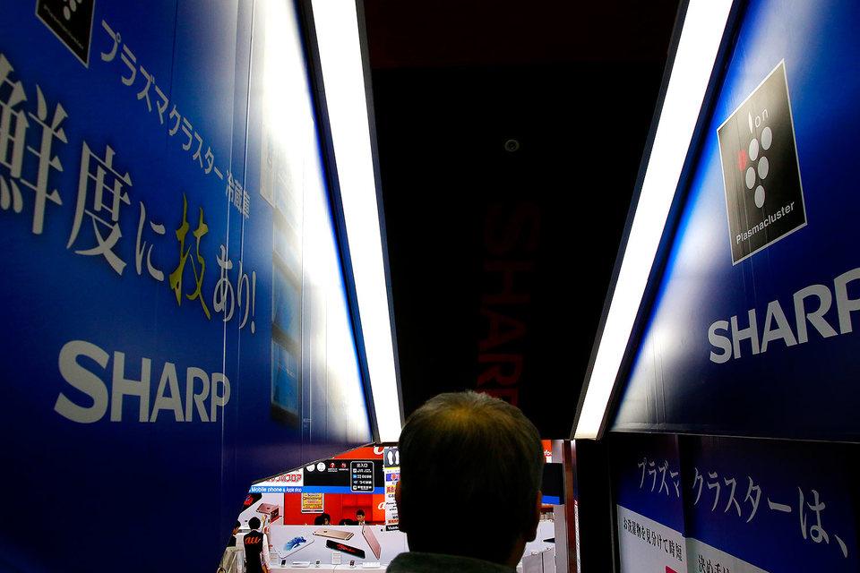 Foxconn поборется за Sharp