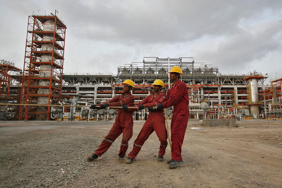 НПЗ Essar Oil ltd в г. Вадинар