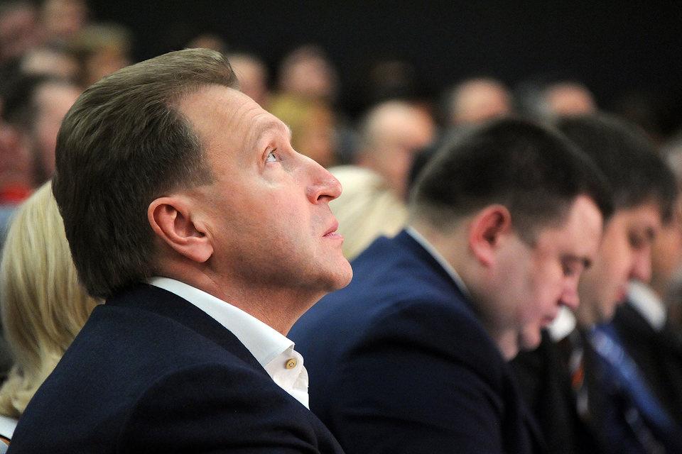 Вице-премьер Игорь Шувалов поручил ФТС оптимизировать процедуры и снизить логистические издержки для компаний