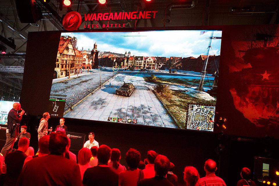 Wargaming намерена увеличить аудиторию игры World of Tanks в США