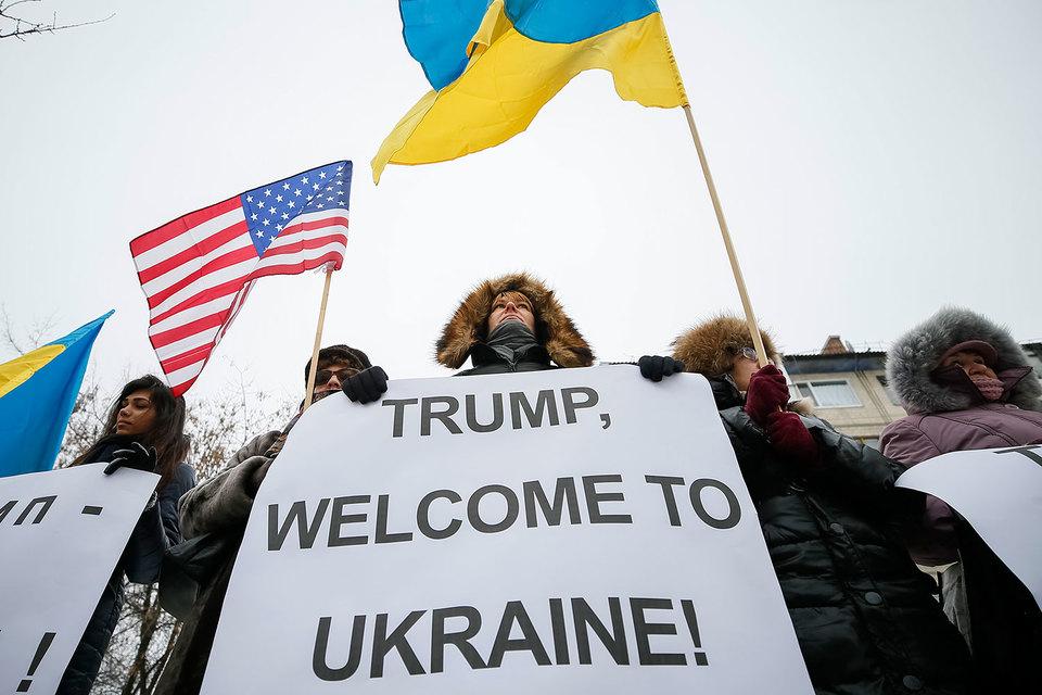«Украинский вопрос» может стать первой серьезной проверкой для новых отношений России и США