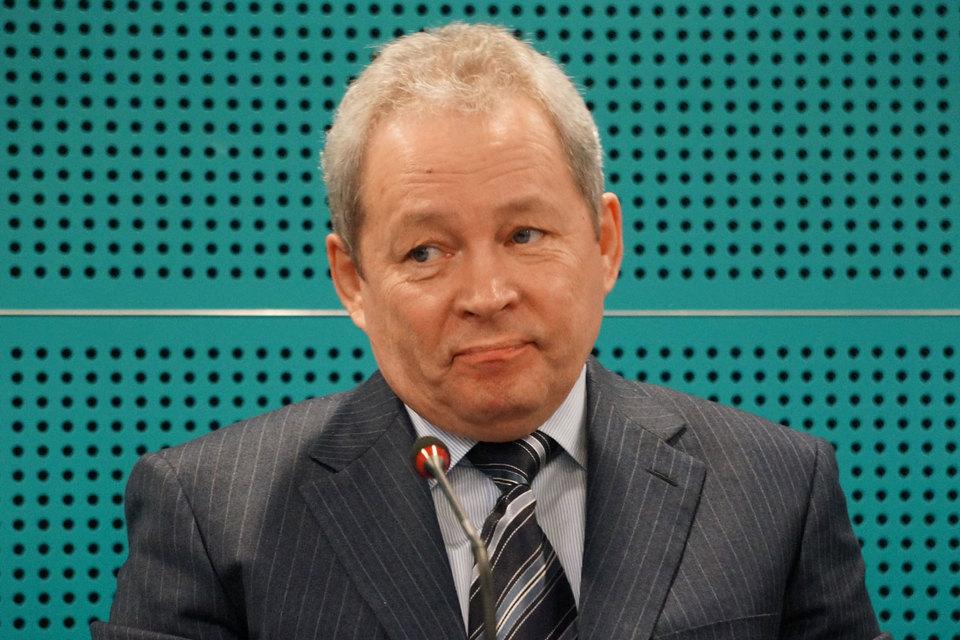 Басаргин занимает должность губернатора Пермского края с 2012 г.
