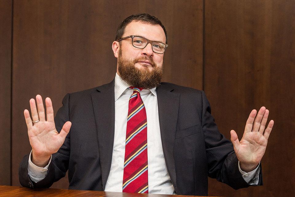 Управляющий партнер United Capital Partners Илья Щербович