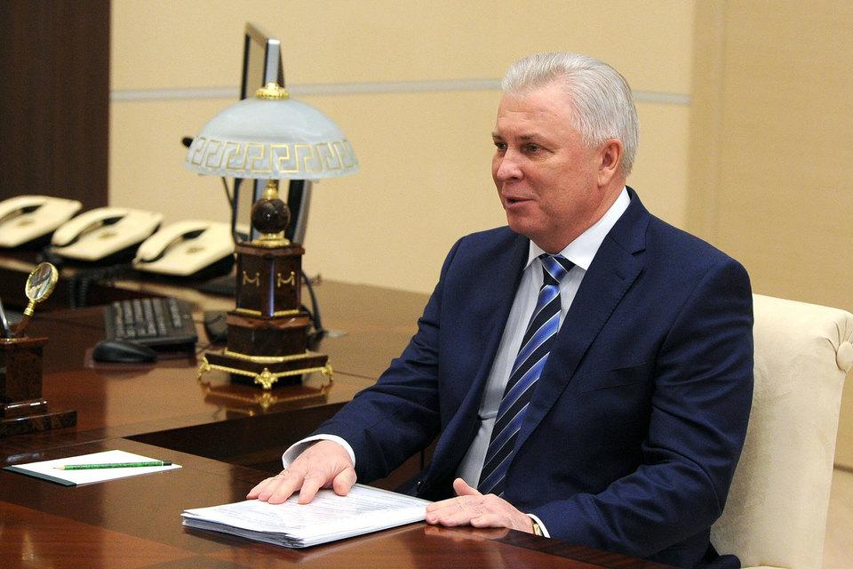Вячеслав Наговицын понял, что два срока – это «достаточно»