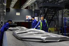 Петербургский завод Gestamp будет производить кузовные детали и для дилерской сети Ford