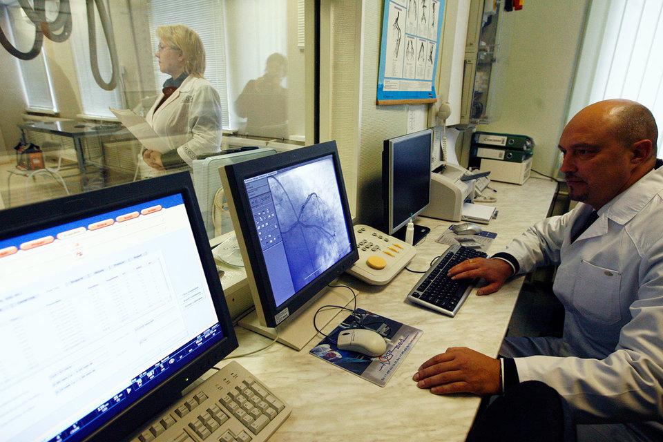 За счет фонда развития связи государство планирует подключить больницы к высокоскоростному интернету
